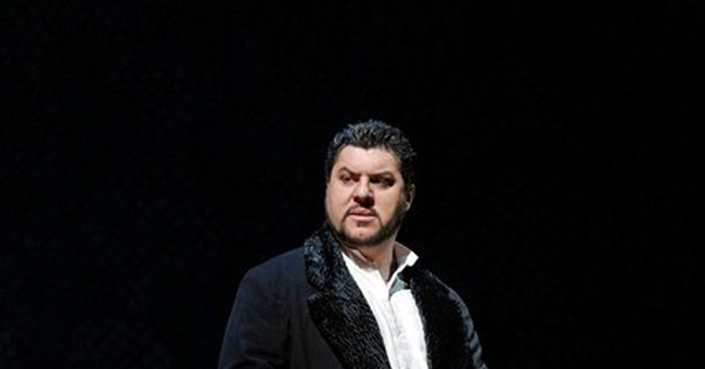 With Placido Domingo ill, Luca Salsi sings Met doubleheader