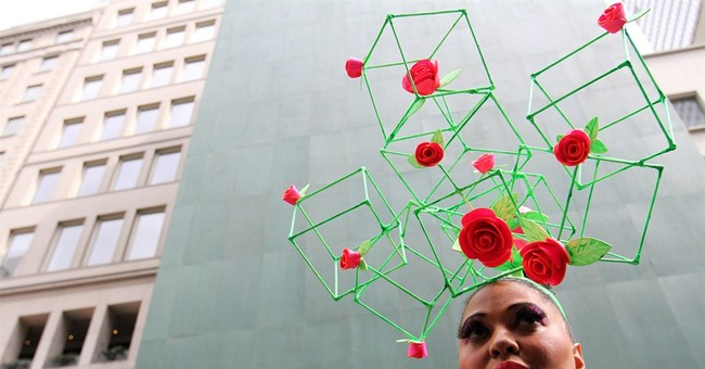 NYC's Easter Parade brings out creative hats