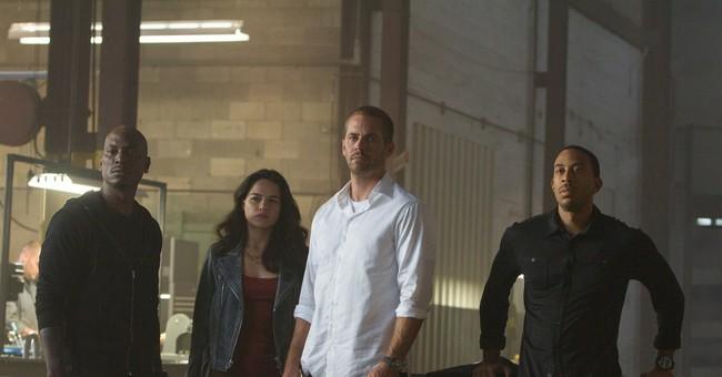 Mega hit 'Furious 7' finishes weekend above estimates