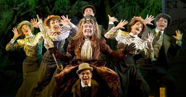 Broadway's 'A Gentleman's Guide to Love & Murder' cheering