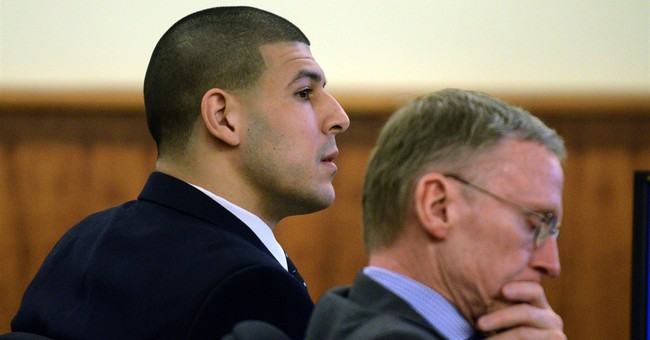 Defense rests in murder trial of ex-NFL star Aaron Hernandez