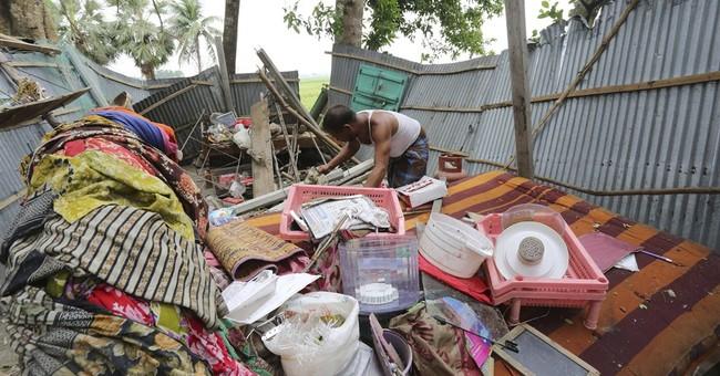 36 dead, dozens hurt as tropical storms lash Bangladesh