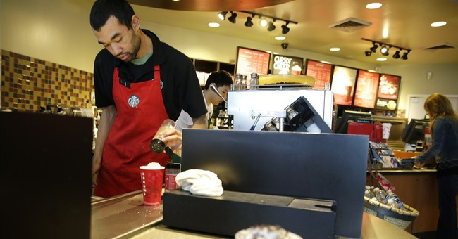 A look at the college tuition perks at Starbucks, McDonald's