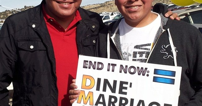 AP: Handful of holdout tribes dig in against gay marriage
