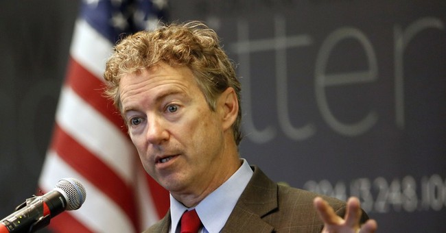 Rand Paul and 2016: A message of change, delivered deadpan