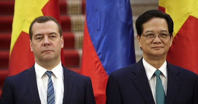 Medvedev: Vietnam close to deal with Russian-led trade area