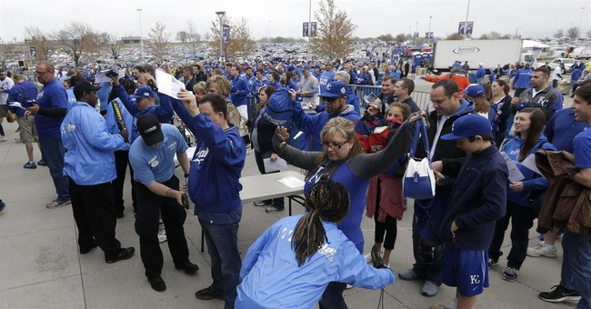 Major league ballparks beef up security with metal detectors