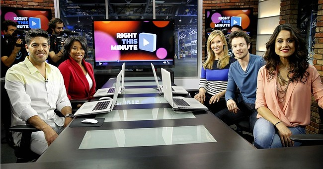 'RightThisMinute' provides viewers quick hits from the Web