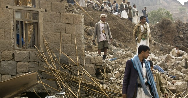 560 dead amid fears of humanitarian collapse in Yemen