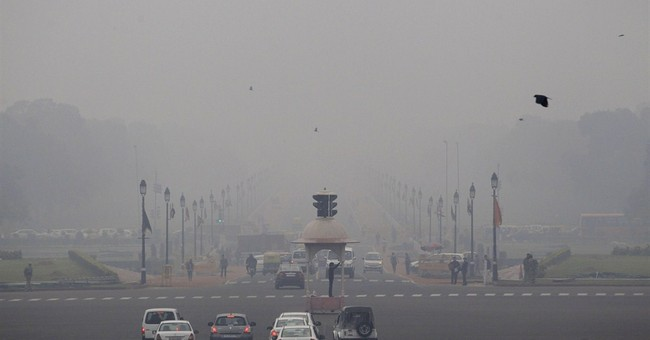 Modi blames changing lifestyles for India's rising pollution
