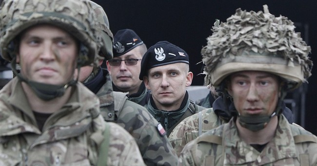 Ordinary folk take up military training over Russia threat