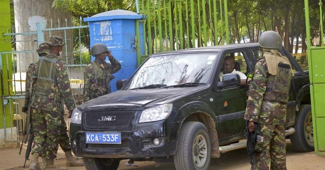 Kenyan airstrikes hit suspected militant camps in Somalia