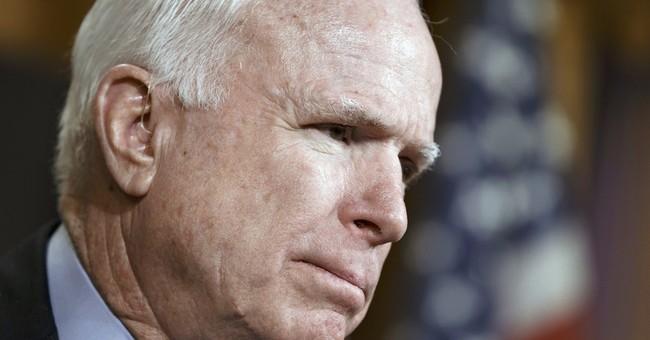 US Sen. John McCain announces he's running for 6th term