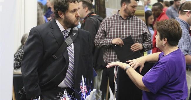 US job openings surge, a sign that job gains may rebound