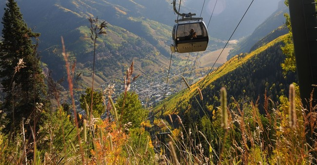 Ski resorts turn themselves into summer resorts too