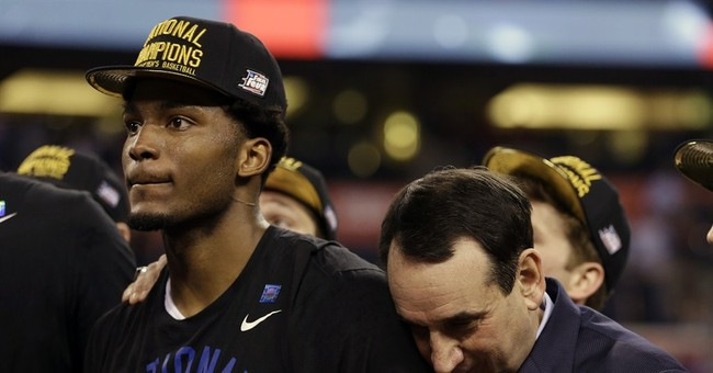 NCAA title game draws most TV viewers in 18 years