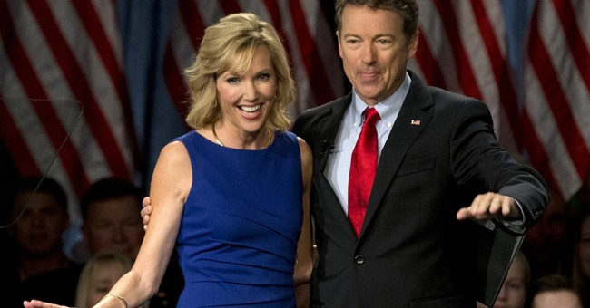 Rand Paul begins presidential run with litany of woes to fix