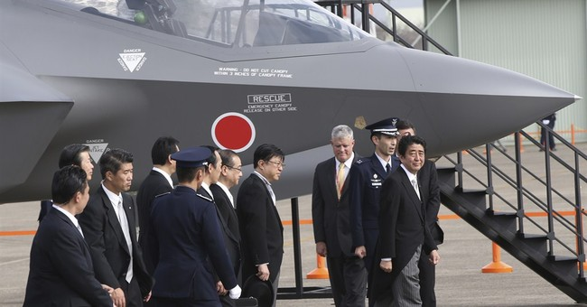 Poll: Americans divided over Japan's military role in Asia