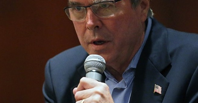 Bush pushes for stronger defense and foreign policy