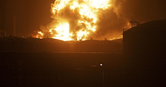 Blast at chemical plant in south China injures at least 6