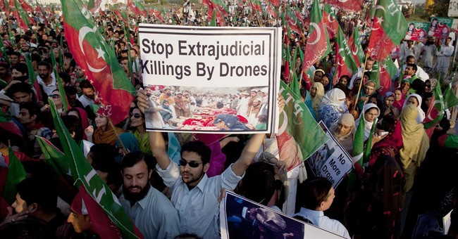Pakistan judge: Charge CIA lawyer, officer for drone strike