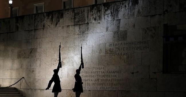 Greek minister: Evidence for massive German war reparations