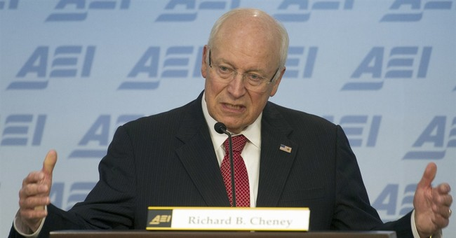 New book by Dick Cheney takes on Barack Obama