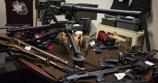 Couple tied to Michigan Militia accused of stealing for guns