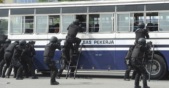 Malaysia revives detention without trial with new law