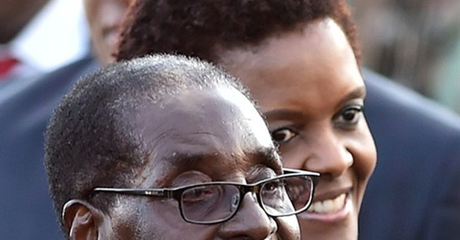 Zimbabwean president arrives in South Africa for state visit