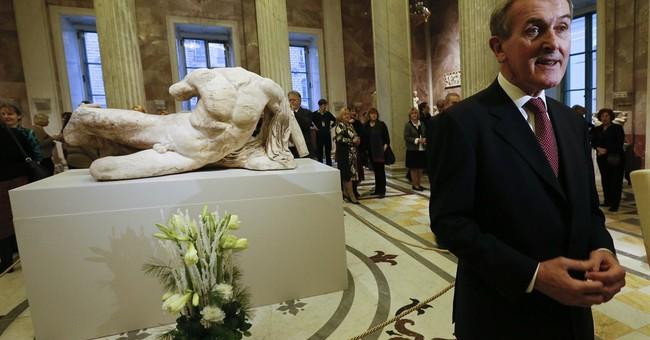 British Museum director Neil MacGregor stepping down