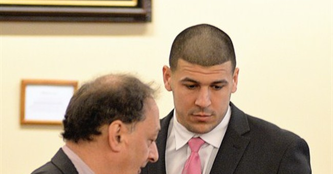 Jury ends 2nd day of deliberations in Aaron Hernandez trial