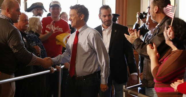 Paul mixes up New Hampshire history in invoking state motto