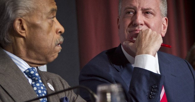 Sharpton pledges support for family of man shot by officer