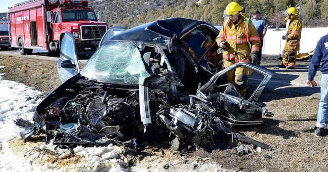 'Revenge of the Nerds' star pays fine for Colorado car crash