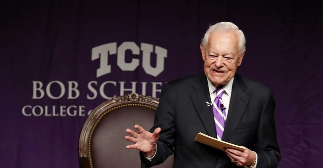 CBS newsman Schieffer: Important to leave while still ahead