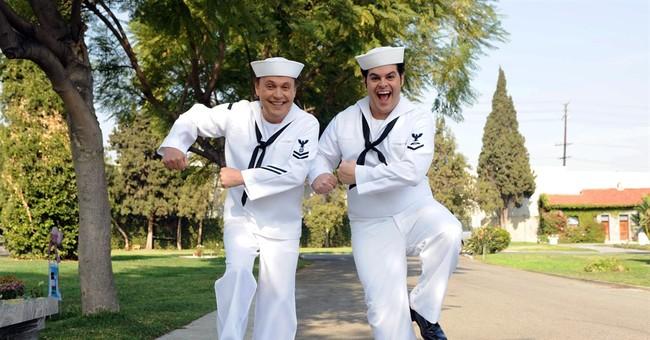 "Billy Crystal, Josh Gad cross swords in FX's ""The Comedians"""
