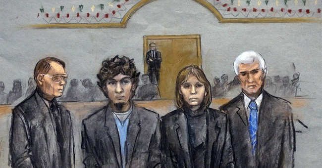 Judge: Jurors in Tsarnaev trial can't attend Boston Marathon