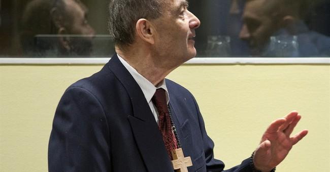 UN appeals judges uphold Bosnian Serb's genocide conviction