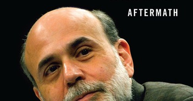 Ben Bernanke memoir will be titled 'The Courage to Act'