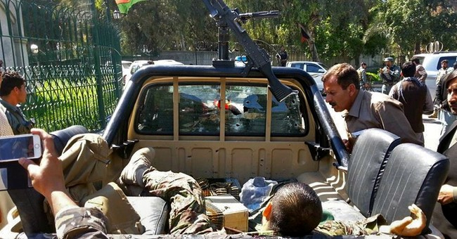 Afghan soldier kills 1 US soldier, several others injured
