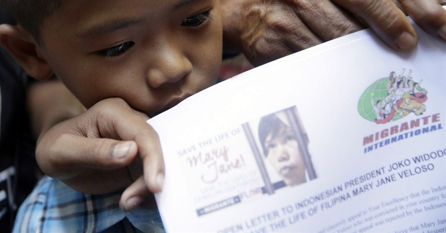 Filipino family appeals to Indonesia to save convicted maid