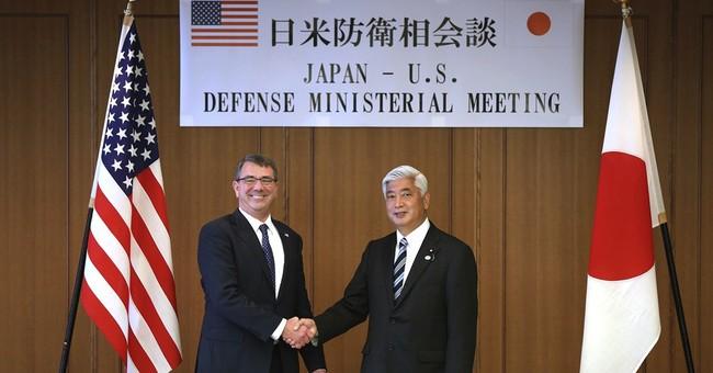 US defense chief seeks deeper ties in first Asia visit