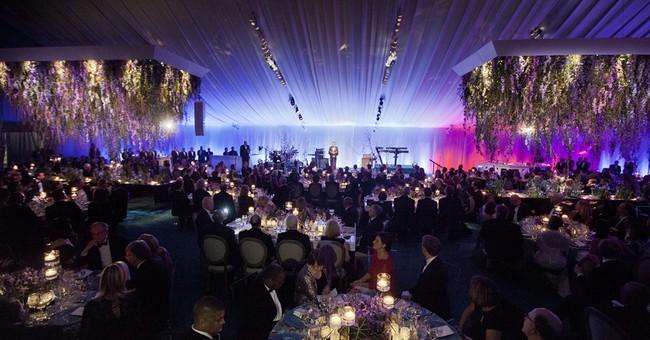 Fewer White House state dinner invites under Obama