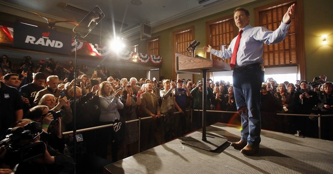 AP Interview: Paul won't spell out abortion ban exceptions