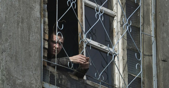 Misery, tuberculosis in prisons of war-torn east Ukraine