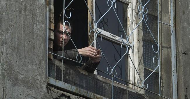 Misery, tuberculosis in prisons of war-torn east Ukraine