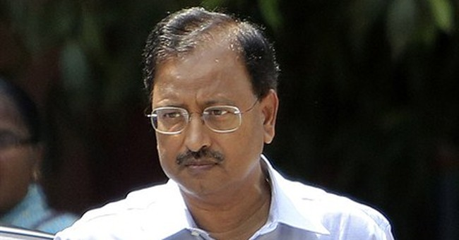 Indian outsourcing giant's chief, 9 others guilty of fraud