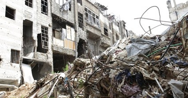Agreement opens door to Syrian army operation in Yarmouk