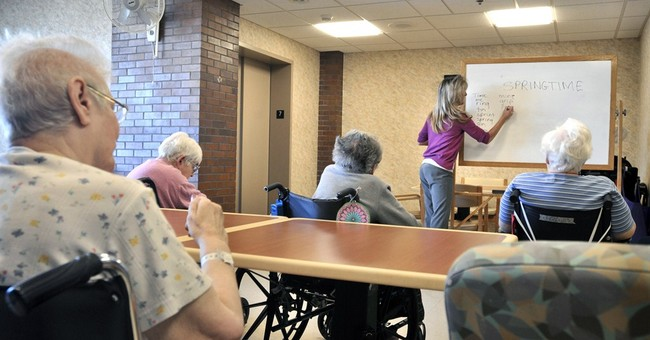 Elder care costs keep climbing; nursing home bill now $91K